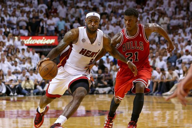 Miami Heat Playoff Run Demonstrating the Real Problem with the Decision