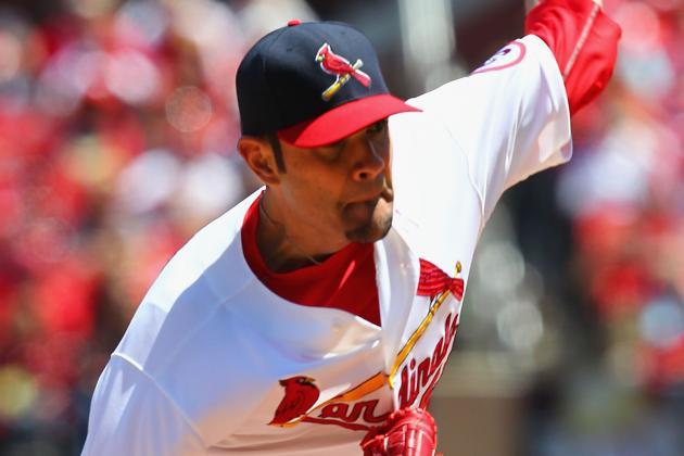 Cardinals Place Jaime Garcia on DL
