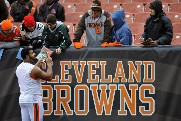 'Cleveland Browns Stadium' Sign Removed