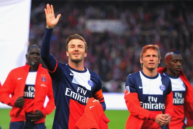 David Beckham's Recent Success Will Have Huge Long-Term Impact for PSG