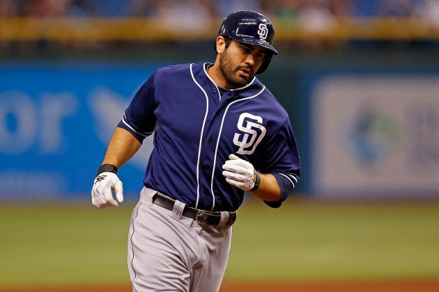 Padres Activate Carlos Quentin off Paternity List