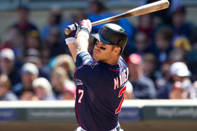 Joe Mauer Returns to Lineup Tonight vs. Red Sox