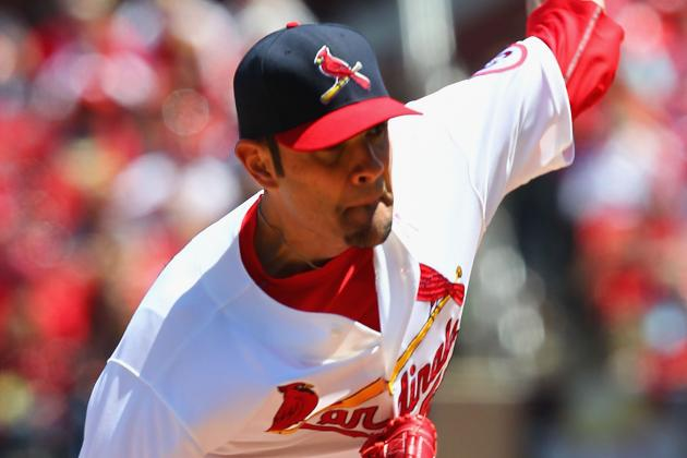 Cardinals to Place Jaime Garcia on Disabled List