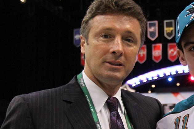 San Jose Sharks Fined $100,000 for Public Comments by GM Doug Wilson