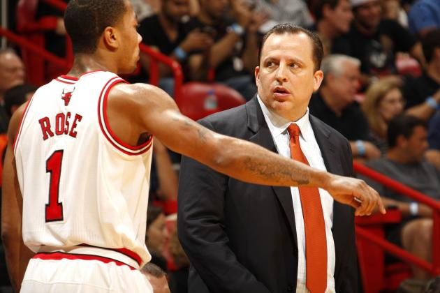 If Tom Thibodeau Was Okay with Derrick Rose Saga, We Should Be Too