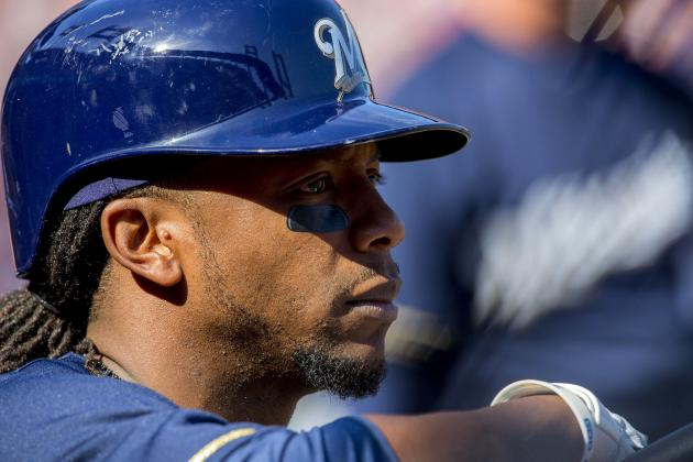 Milwaukee Brewers: Like It or Not, Rickie Weeks Is Here to Stay
