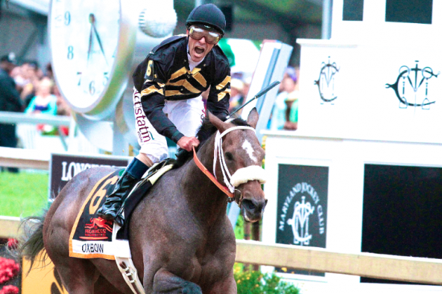 Preakness 2013 Results: Complete Standings for Entire Field