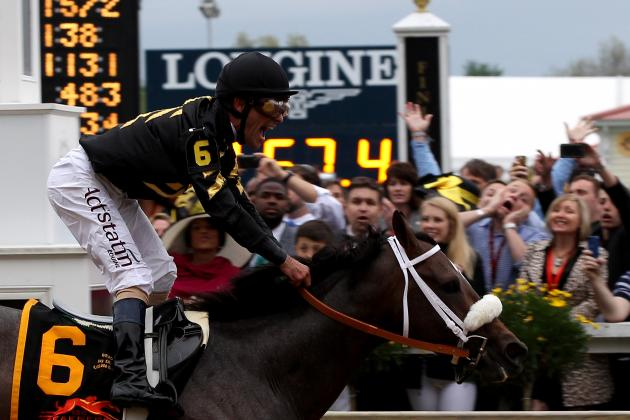 Oxbow: Handicapping Belmont Odds for Oxbow