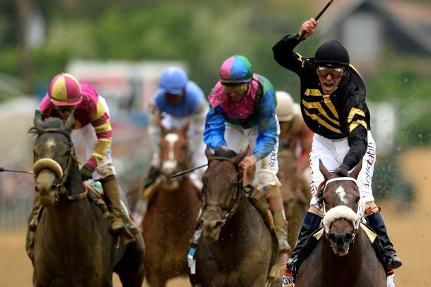 Preakness 2013 Payout: Full Breakdown of Earnings for Each Horse