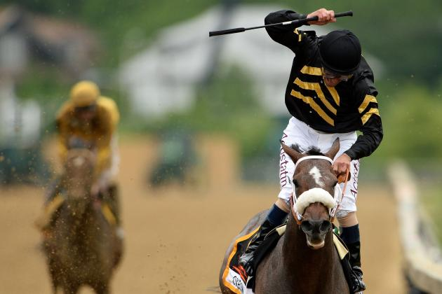Preakness 2013 Purse: Complete Payout List for Each Owner, Horse and Jockey