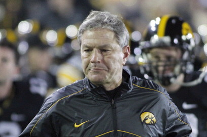 EXCLUSIVE: Kirk Ferentz Opens Up for Q&A
