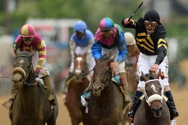 Preakness Results: Biggest Disappointments from Pimlico Race Course