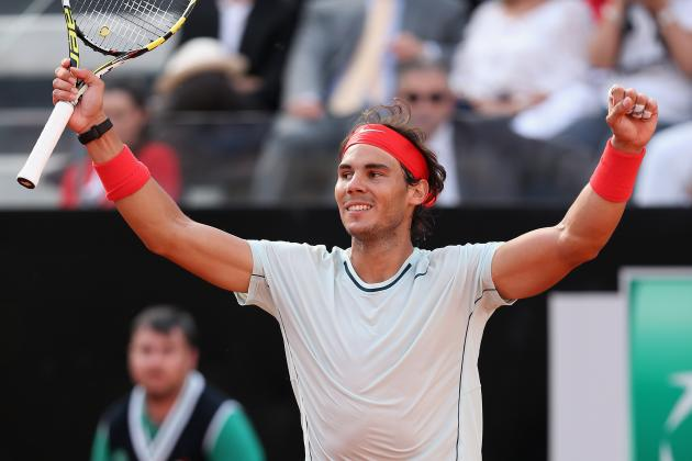 Rafael Nadal's Consistency Is Enough to Prove That He Is Back