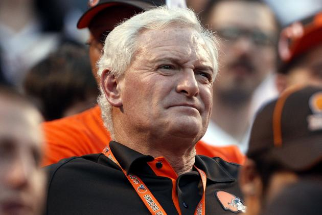 "League Regards Haslam Losing Ownership of Browns ""Unlikely,"" for Now"