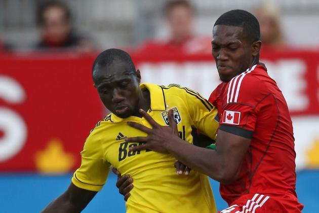 MLS Match Recap: Columbus 1-0 Toronto FC