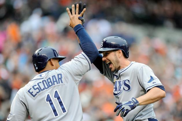 Rays Rally Late, Knock off O's 10-6