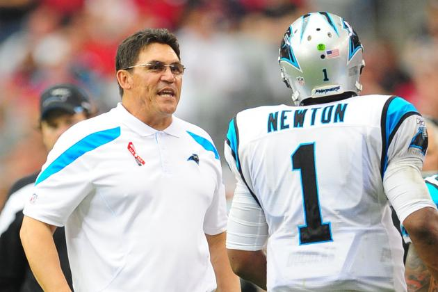 Rivera: Panthers' New Offense Will Be More of a Collaborative Effort