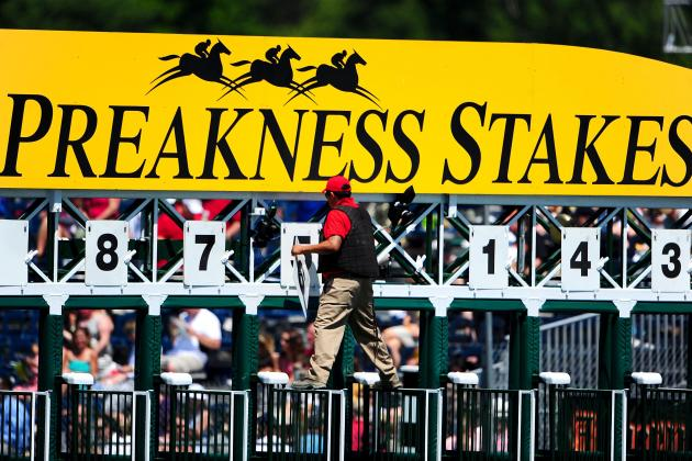 Preakness 2013: Oxbow's Wire-to-Wire Win Shows Importance of Post Position