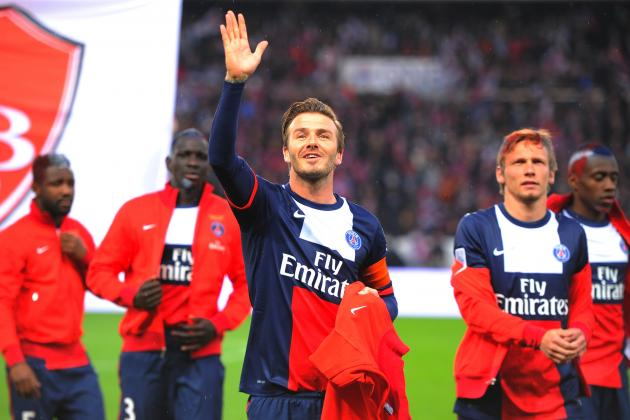 David Beckham Rings in Retirement with Emotional Final Home Game