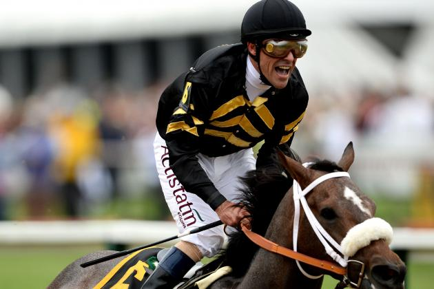 2013 Preakness Winner: Gary Stevens Writes Script Hollywood Wouldn't Buy