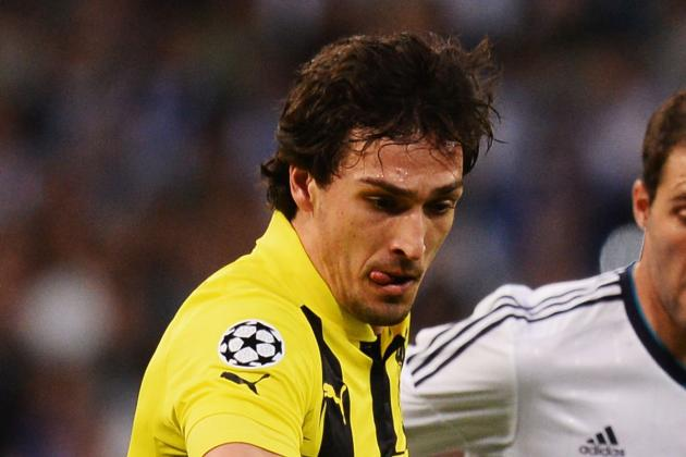 Hummels Doubtful for Wembley Final