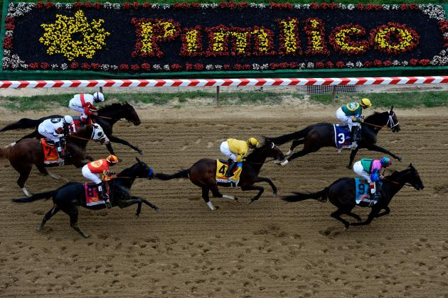 Preakness 2013 Video: Oxbow Triumphs as Orb Lets Triple Crown Slip Away