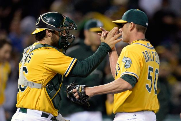 ESPN Gamecast: Royals vs. Athletics