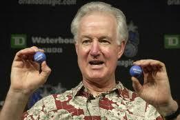 The Orlando Magic Hope Pat Williams Is Their Lottery Good Luck Charm Again