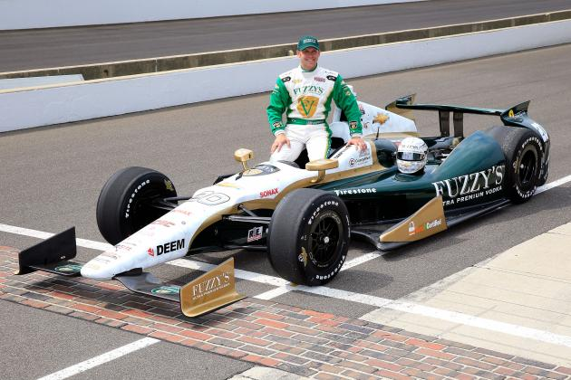 IndyCar 2013: Ed Carpenter Still a Long Shot Despite Winning Pole