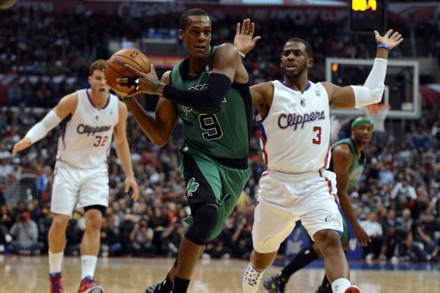 Can Boston Celtics Build Legitimate Future Around Rajon Rondo and Jeff Green?