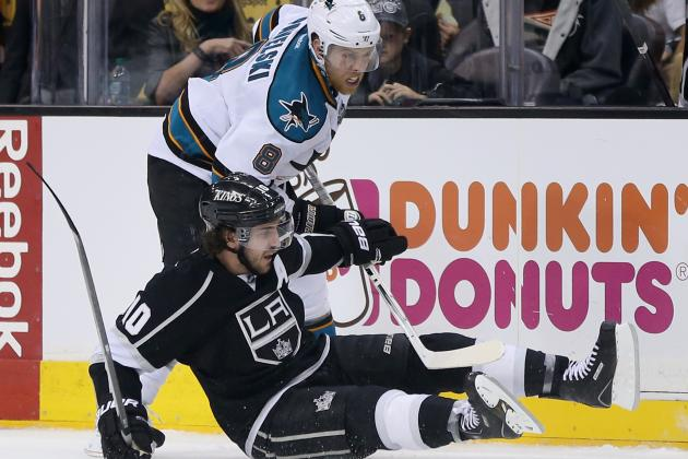 ESPN Gamecast: Kings vs. Sharks