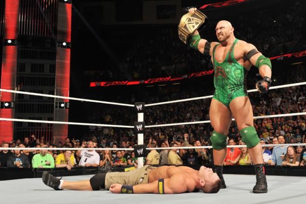 WWE Extreme Rules: Will John Cena Make Ryback Look as Good as CM Punk Did?