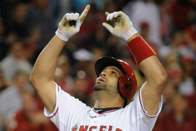 Angels Score Season-High Amount of Runs in 12-9 Win over White Sox