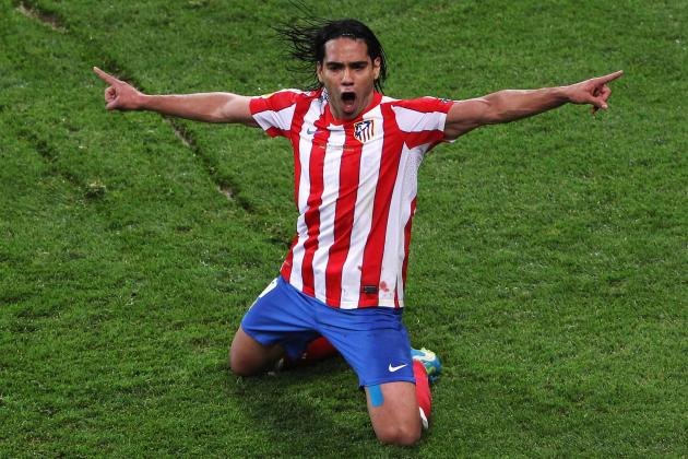 Manchester City Reportedly Agree to £54M Transfer Fee for Radamel Falcao