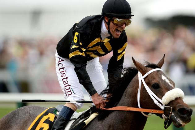 Preakness 2013 Replay: Watch Oxbow's Impressive Wire-to-Wire Victory