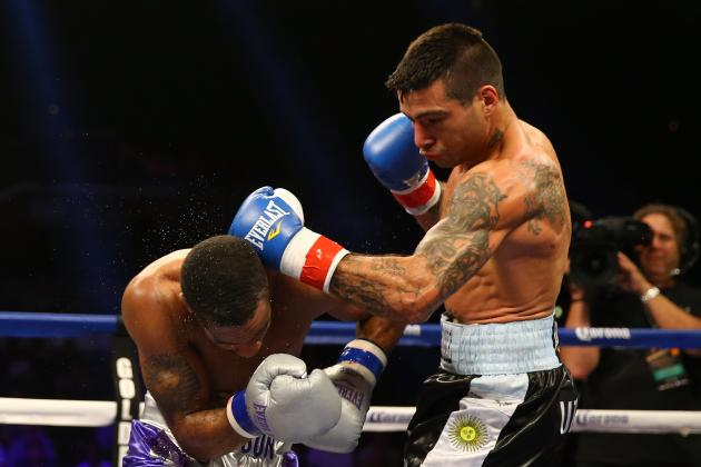 Lucas Matthysse Drills Lamont Peterson for 3rd-Round TKO