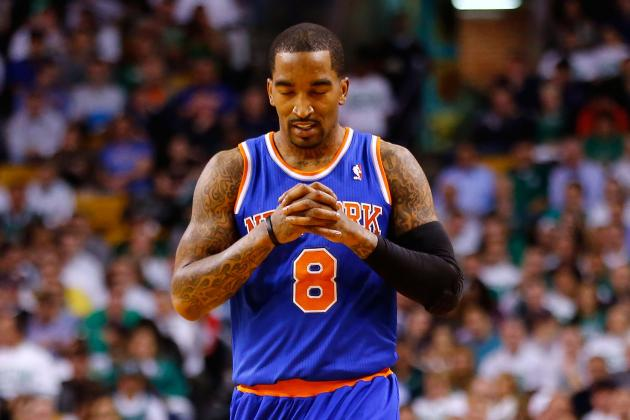 J.R. Smith's Playoff Disappearance Hurts His Market Value