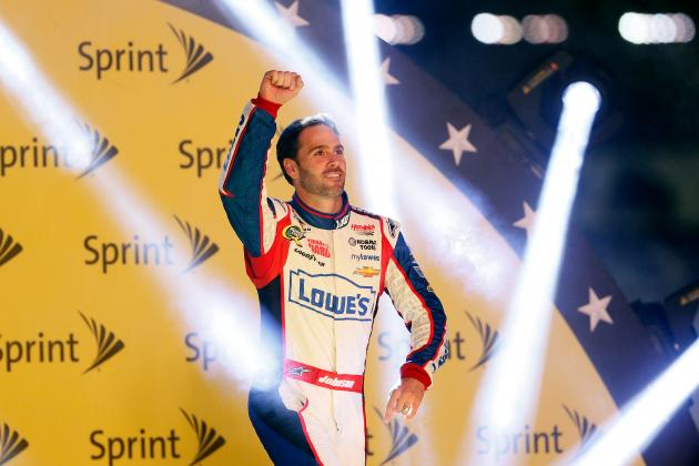 NASCAR Sprint All-Star Race 2013 Results: Reaction, Leaders and Analysis