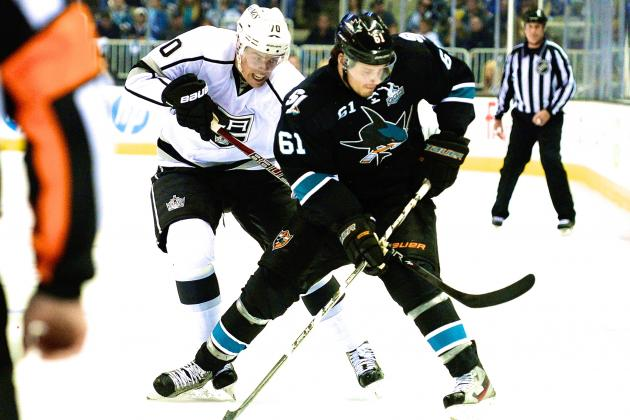 Los Angeles Kings vs. San Jose Sharks Game 3: Live Score, Updates and Analysis