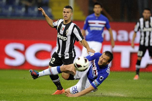 Sampdoria vs. Juventus: What Season's Final Match Meant for Both Clubs