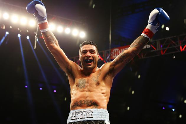 Lucas Matthysse: Forget Danny Garcia, Let's Talk a Money Mayweather Showdown