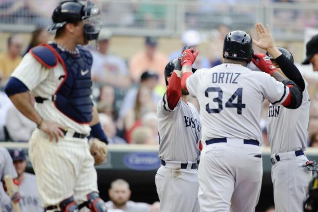 Ortiz Torments Twins Again
