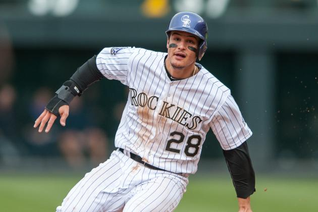 Arenado Stocks Rockies' Hot-Corner Needs