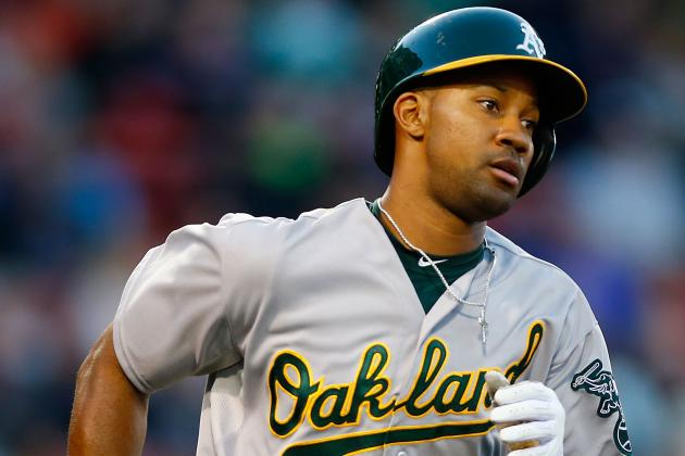 A's Activate Chris Young from Disabled List