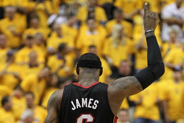 Can the Pacers Stop LeBron James?