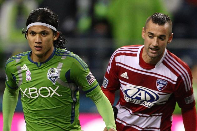 Seattle Sounders FC vs FC Dallas 05-19-2013 - Recap