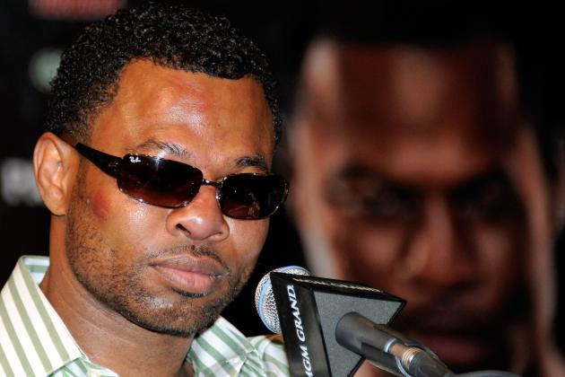 Mosley vs. Cano: Sugar Shane Should Call It Quits After Ending Losing Streak