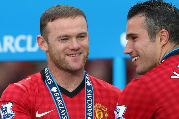 Rooney to Miss Fergie's Final Game as Coleen Goes into Labour...