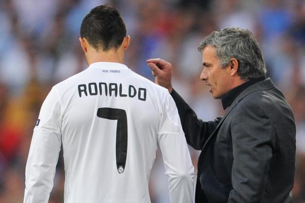 Mourinho Told Cristiano Ronaldo Will Not Be Coming to Chelsea with Him