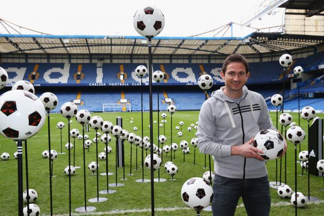 The Evolving Tactical Role of Chelsea's Frank Lampard